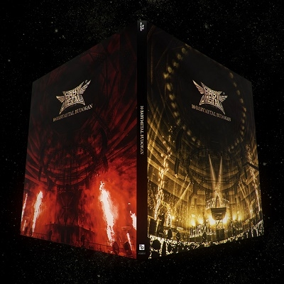 10 BABYMETAL BUDOKAN<初回生産限定盤> Blu-ray Disc