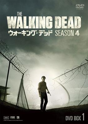 ウォーキング・デッド4 DVD BOX-1 DVD