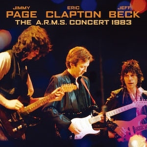 Jimmy Page/The A.R.M.S. Concert 1983[IACD10232]