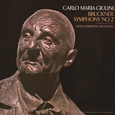 カルロ・マリア・ジュリーニ/ブルックナー: 交響曲第2番、第9番<タワーレコード限定>[TDSA-70]
