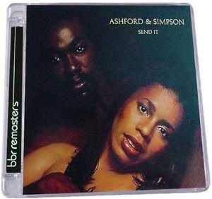 Ashford & Simpson/Send It: Expanded Edition [CDBBRX0315]
