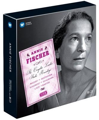 アニー・フィッシャー/Annie Fischer - ICON: EMI Recordings [2564634123]