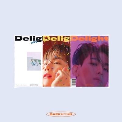Delight: 2nd Mini Album (ランダムバージョン) CD