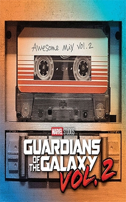 Guardians of the Galaxy Vol.2: Awesome Mix Vol.2 Cassette