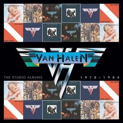 Van Halen/The Studio Albums 1978-1984<初回生産限定盤>[8122796893]