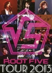 ROOT FIVE (√5)/√5 -ROOT FIVE- TOUR 2013<初回限定仕様>[AVBD-92039X]