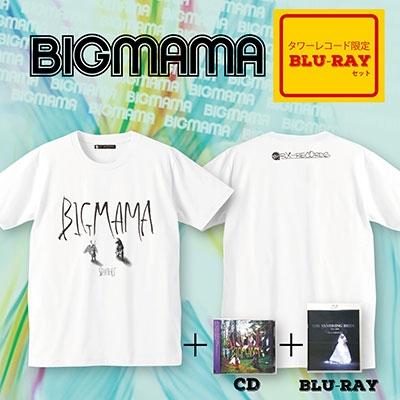BIGMAMA/SPECIALS [CD+2Blu-ray Disc+ビッグシルエットTシャツ] [RX-120-T]