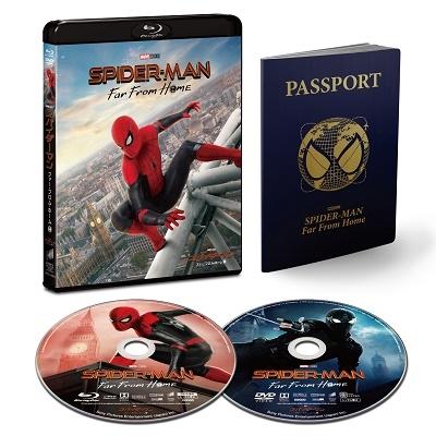 スパイダーマン:ファー・フロム・ホーム [Blu-ray Disc+DVD]<初回生産限定版> Blu-ray Disc