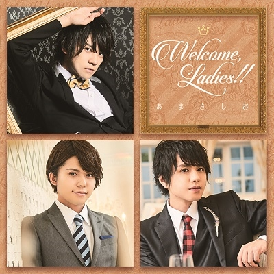 WELCOME,LADIES!!<さ盤>