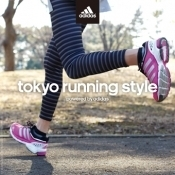 Namy/tokyo running style powered by adidas[SSDT-9527]