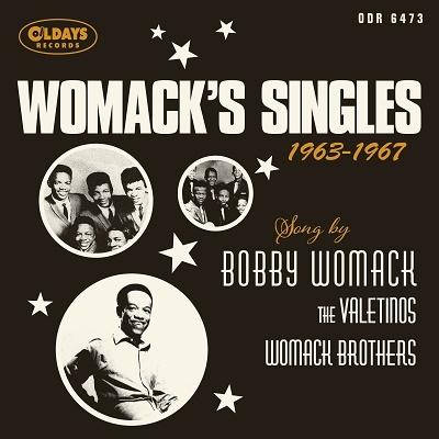 ウーマックス・シングルズ 1963-1967 CD