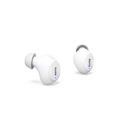 movio Ver.4.2完全ワイヤレスイヤホン ホワイト Headphone/Earphone
