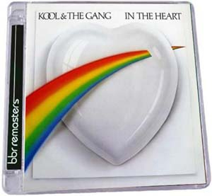 In The Heart: Expanded Edition CD