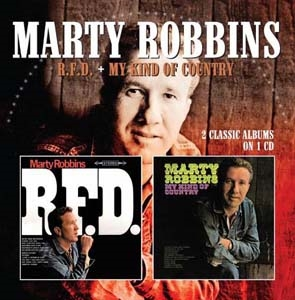 Marty Robbins/R.F.D./My Kind Of Country[MRLL62]