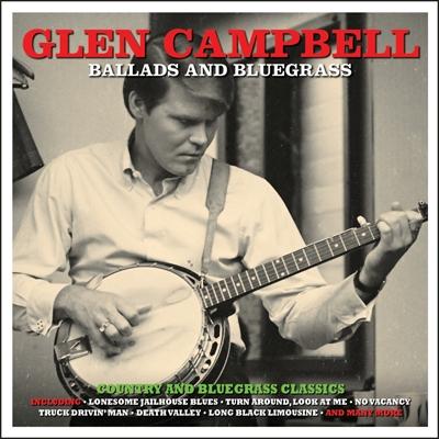 Ballads And Bluegrass CD