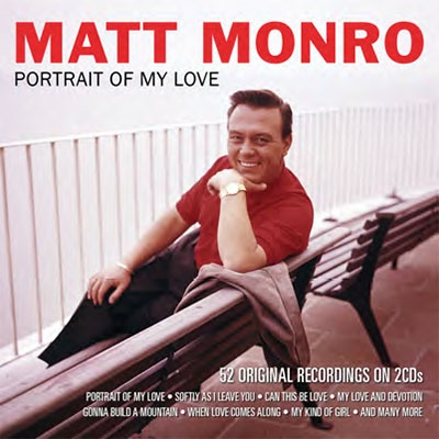 Matt Monro/Portrait of My Love[NOT2CD663]