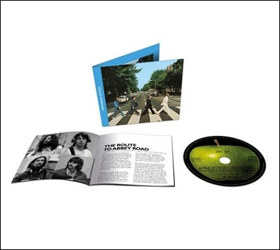 Abbey Road (Anniversary Edition/STANDARD) CD