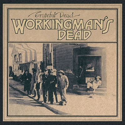 Workingman's Dead (50th Anniversary Deluxe Edition) CD