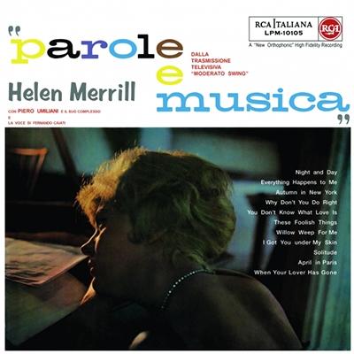 Helen Merrill/Parole e Musica [RW153]