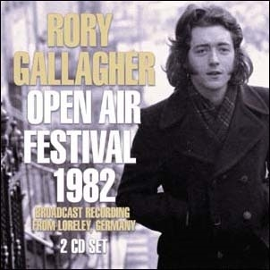 Rory Gallagher/Open Air Festival 1982[UN2CD012]