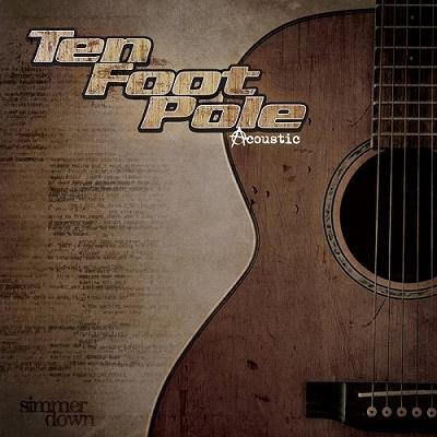 Ten Foot Pole/Simmer Down<限定盤>[POPR020]