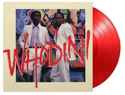 Whodini<完全生産限定盤> LP