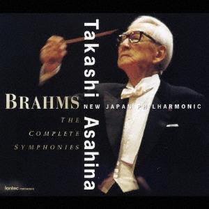 朝比奈隆/ブラームス: 交響曲全集 (2000-2001年ライヴ)<タワーレコード限定>[FOCD-9206]