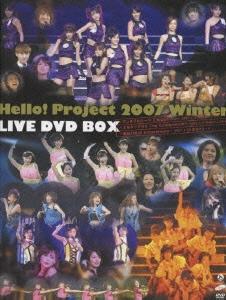 Hello!Project 2007 Winter LIVE DVD BOX<初回生産限定盤>