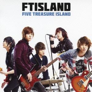 FIVE TREASURE ISLAND<通常盤>