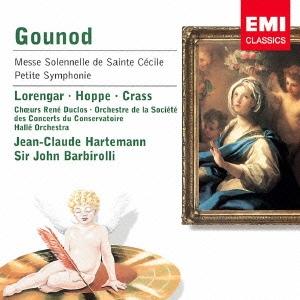 グノー:聖チェチーリア荘厳ミサ曲 小交響曲<期間限定低価格盤>