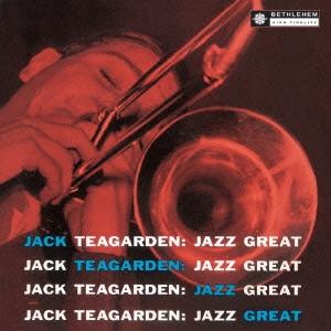 Jack Teagarden/ジャズ・グレート<完全限定生産盤>[CDSOL-6132]