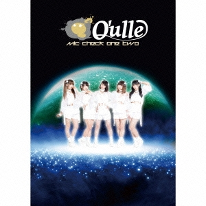 Q'ulle/mic check one two [CD+DVD][QULE-001D]