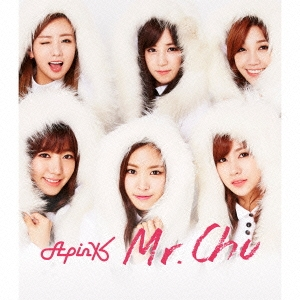 Apink/Mr. Chu (On Stage) 〜Japanese Ver.〜 (ナムジュ ver.)<初回生産限定盤C>[UPCH-89204]