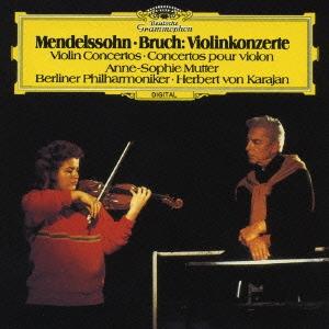 メンデルスゾーン&ブルッフ:ヴァイオリン協奏曲 <初回生産限定盤>