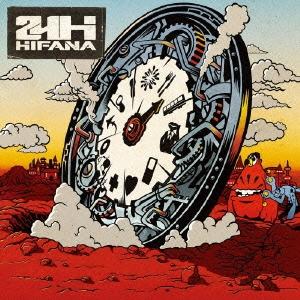 HIFANA/24H [CD+DVD][TOCT-26983]