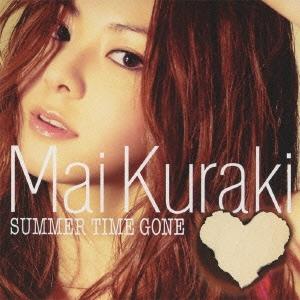 倉木麻衣/SUMMER TIME GONE [CD+DVD]<初回限定盤>[VNCM-6017]