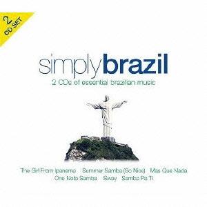 Paula Santoro/シンプリー・ブラジル : エッセンシャル・ブラジリアン・ミュージック[PCD-17394]