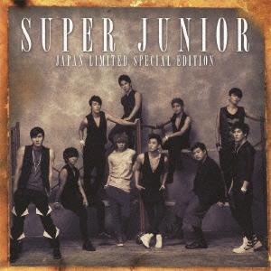 SUPER JUNIOR/SUPER JUNIOR JAPAN LIMITED SPECIAL EDITION -SUPER SHOW3 開催記念盤-[AVCK-79014]