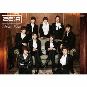 ZE:A/Here I am [CD+DVD][HMCX-1112]