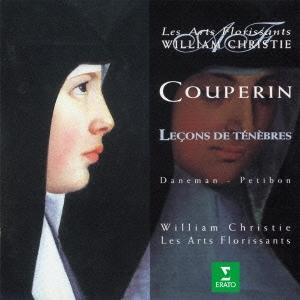 F.クープラン:ルソン・ド・テネブレ CD
