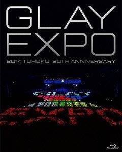 GLAY EXPO 2014 TOHOKU 20th Anniversary 〜Standard Edition〜<通常盤> Blu-ray Disc