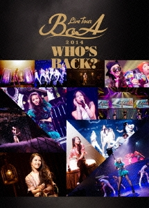BoA Live Tour 2014 WHO'S BACK? DVD