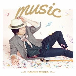 三浦大知/music [CD+DVD] [AVCD-16530B]