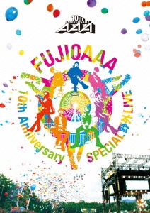 AAA 10th Anniversary SPECIAL 野外LIVE in 富士急ハイランド<通常版> DVD