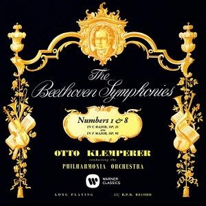 オットー・クレンペラー/ベートーヴェン:交響曲 第1番&第8番[WPCS-23239]