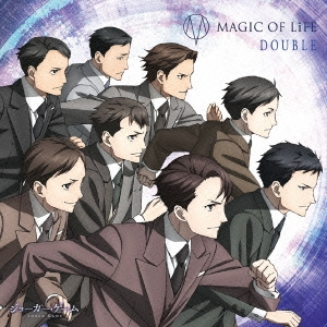 MAGIC OF LiFE/DOUBLE<通常盤>[ZMCZ-10612]