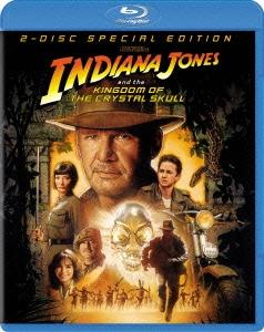 インディ・ジョーンズ/クリスタル・スカルの王国 Blu-ray Disc