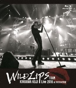 """吉川晃司/KIKKAWA KOJI Live 2016 """"WILD LIPS"""" TOUR at 東京体育館 [WPXL-90137]"""