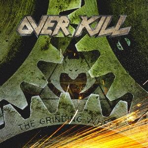 Overkill/ザ・グラインディング・ウィール [CD+DVD] [GQCS-90283]