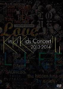 KinKi Kids Concert 2013-2014 「L」<通常盤> DVD